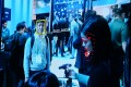 Facial recognition software is demonstrated at the 2019 CES consumer electronics show in Las Vegas, the US. Similar technology was introduced this month at Universal Studios in Singapore. Photo: AFP