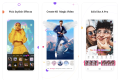Likee, a short video app similar to TikTok, is gaining ground in the US. Photo Handout
