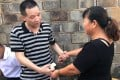 This Chinese man has been freed after nearly 27 years in prison for a crime he did not commit. Photo: Weibo