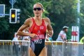 The 20-year-old triathlete Bailee Brown is ranked 146th in the International Triathlon Union world rankings. Photo: Handout