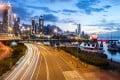 Last year, Hong Kong Fintech Week drew 12,000 start-ups, investors and regulators from 60 countries. Photo: AFP