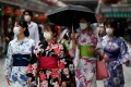 Japanese women account for a majority of the nation's population and its workforce. Photo: Reuters