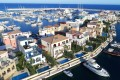 A boat lover's haven – Limassol Marina, Cyprus, Castle Residences is a unique cluster of homes set on their own private island. Photo: handout