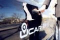 Ride-hailing operator UCar's shares have been under pressure since Luckin Coffee's accounting scandal emerged in April. Photo Xinhua