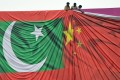 China and Pakistan are increasing their cooperation amid individual conflicts with mutual neighbour India. Photo: AFP
