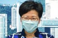 Hong Kong Chief Executive Carrie Lam says her only aspiration has been to serve. Photo: Sam Tsang