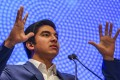 """Syed Saddiq says his new party will ensure """"youth's voice will dominate in parliament and outside of parliament"""". Photo: SCMP/Nora Tam"""
