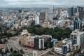 The capital city of Nairobi in Kenya. Photo: AFP