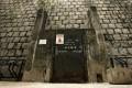 The entrance to an air raid shelter, in Wan Chai. Photo: SCMP