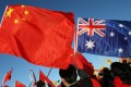 Relations between China and Australia have been on a downward spiral since April when Canberra called for an independent international inquiry into the origins of the coronavirus pandemic, and analysts do not expect a thaw in the near future. Photo: AFP