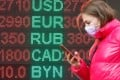 Economists polled by Reuters had expected the country's reserves would climb by US$21.61 billion. Photo: Reuters