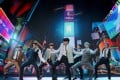 South Korean boy band BTS perform at the 2020 MTV Video Music Awards. Photo: AFP