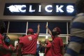 Clicks Group closed some of its shops after seven outlets of South Africa's biggest pharmacy chain were attacked in an anti-racism protest. Photo: AP