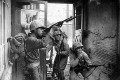 UN troops fight in the streets of Seoul on September 20, 1950. Photo: AFP