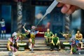 Miniature model artist Chen Shih-jen makes a big impact with his small worlds. Photo: AFP