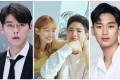 Some of K-drama's hottest young stars are cast in new Netflix series Record of Youth from left, Hyun Bin, Park Bo-gum and Kim Soo-hyun. Photos: Instagram/@hyunbin_actor, @_parkbogum, @kimsoohyun_official_fan