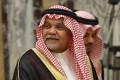 Saudi Prince Bandar bin Sultan is seen at his palace in Riyadh, Saudi Arabia in June 2008. Photo: AP