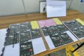Police arrested two people involved in a stored value card scam. Photo: Handout