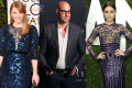 Famous family ties (from left) Bryce Dallas Howard, Stanley Tucci and Lily Collins. Photos: AFP, SCMP, EPA