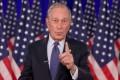 Former New York mayor Michael Bloomberg. Photo: Reuters
