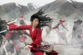 Yifei Liu in the title role of Disney's Mulan. Photo: Jasin Boland/Disney via AP