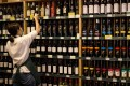 China has ramped up tensions with Australia after it launched a probe into wine imports from the country. Photo: AFP