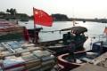Fishing vessels dock in the port of Tanmen, Hainan province. Photo: Liu Zhen