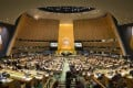 The conference room of the UN General Assembly in New York. Photo: Handout