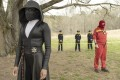 'Watchmen', a dark superhero series that tackles US racism, triumphed at the Emmys. Photo: HBO
