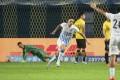Eran Zahavi in action for Chinese Super League side Guangzhou R&F. Photo: Xinhua