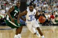 Ty Lawson in action for the North Carolina Tar Heels in 2009. Photo: AFP