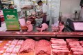 China agreed to import a record US$36.5 billion in US farm goods in the phase one trade deal signed in January, with pork expected to be key to reaching the mark. Photo: Reuters