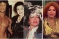 The fabulous Jackie Stallone, who died recently at the age of 98 after a full (and quirky) life as the glamorous mother of Sylvester. Photos: @officialjackiestallone/Instagram/Big Brother UK