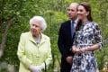 Is Queen Elizabeth a big softie at heart? Photo: AFP