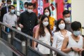 Hong Kong recorded six new coronavirus infections on Sunday, though only one was locally transmitted. Photo: K. Y. Cheng