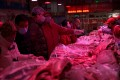 African swine fever, which first appeared in China in August 2018, wiped out around half of the country's pig population, creating a record shortage of pork that resulted in skyrocketing prices nationwide. Photo: Reuters