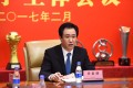 China Evergrande's billionaire chairman Hui Ka-yan is taking steps to implement the group's three-low (debt, leverage, cost) and one-high (turnover) development strategy. Photo: Xinhua
