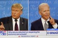 The first 2020 presidential debate between Donald Trump (left) and Joe Biden drew almost universally negative reviews from media pundits and elected officials of both major political parties. Photo: Xinhua