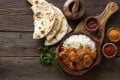 Chicken tikka masala has long been one of Britain's most popular dishes, but it has little historical connection to India. Photo: Shutterstock