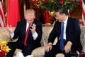 "Donald Trump used to boast of his ""friendship"" with Xi Jinping. Photo: Reuters"