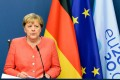 Angela Merkel made the comments following an EU summit in Brussels this week. Photo: AFP