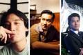 From left, Hong Kong screen idols Tony Leung Ka-fai, Leslie Cheung and Aaron Kwok. Photos: SCMP, In-Gear Films, SCMP