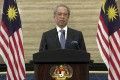 Malaysian Prime Minister Muhyiddin Yassin. Photo: AP