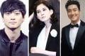 Korea's real-life Crazy Rich Asians: Gang Dong-won, Lee Boo-jin and Choi Siwon. Photo: @at_lesfleurs; @gang__dong_won; @siwonchoi/ Instagram