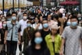 The coronavirus was first detected in the central Chinese city of Wuhan. Photo: AFP