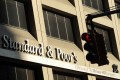 The Standard and Poor's building in New York. S&P Global Ratings, the agency with the most comprehensive sovereign coverage, has issued 23 downgrades in the six months starting in February. Photo: Reuters