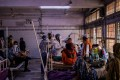 The emergency ward of Jawaharlal Nehru Medical College and Hospital in Bihar, India. The pandemic has dramatically increased the predicted burden (and funding shortfall) in areas such as health care, medicine and sanitation. Photo: Reuters