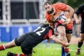 South African rugby player Luke van der Smit played for Hong Kong-based South China Tigers in first Global Rapid Rugby season. Photo: Handout