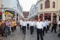 Xi Jinping visits the city of Chaozhou on Monday. Photo: Xinhua