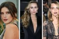 Bella Thorne, Miley Cyrus and Cara Delevingne identify as pansexual. Photo: Bang Showbiz